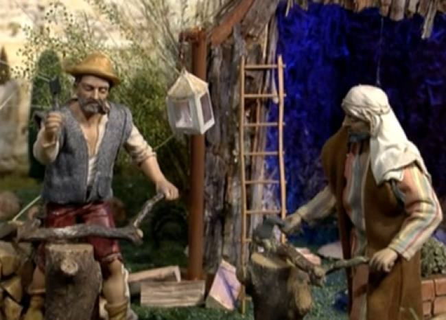 Presépio salesiano vira atração de Natal, no DF